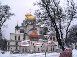 Moscow Day Trips: Istra
