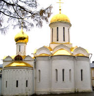 Russian Golden Ring Tours: Sergiev Posad